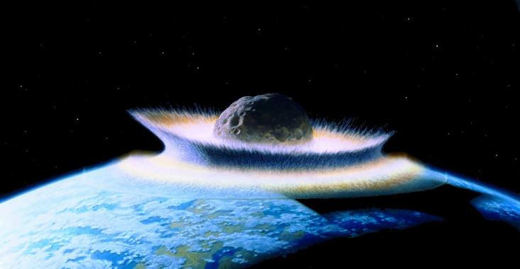 El asteroide que acabó con los dinosaurios acidificó los océanos
