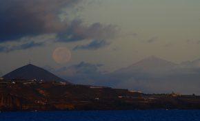 La luna llena del cazador