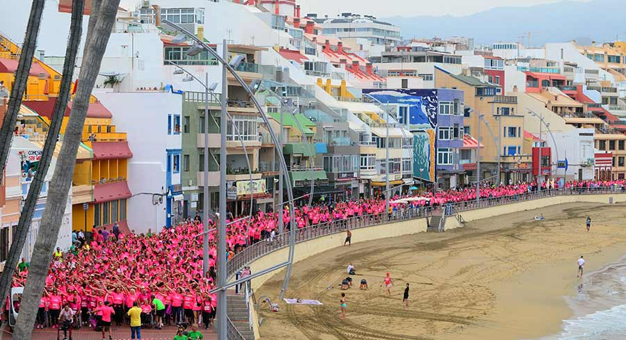 La marea rosa. Galería fotográfica