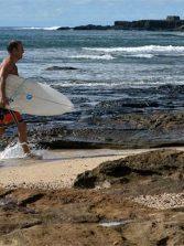 Surf en Las Canteras. Nuestra predicción