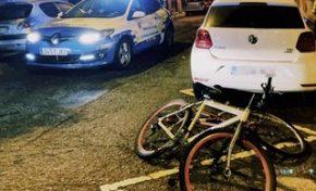 Detenido por la Policía local un ladrón de bicicletas en Las Canteras