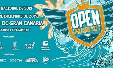 La Cicer albergará del 5 al 8 de diciembre el OPEN LPA SURF CITY