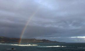 El amanecer de los arcoíris