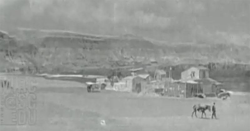 1923: campos de Guanarteme