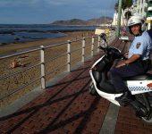 """Cuando la policía de Las Canteras patrullaba en """"licencia municipal"""""""