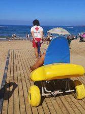 Participa en el proceso participativo de accesibilidad de todas las playas capitalinas. Encuestas
