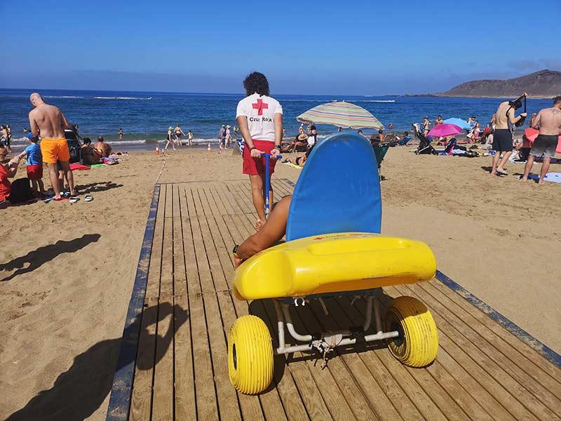 Ciudad de Mar abre el proceso de participación y consulta para  la redacción del Plan de Accesibilidad Universal en el litoral de la ciudad
