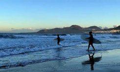 Un centenar de inscritos de España, Argentina, Chile y EEUU en las primeras Jornadas de Surf Adaptado