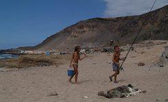 El día a día del año 2004 en la bahía de El Confital