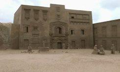 La Casa de Colón en arena