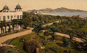 Las Palmas de Gran Canaria: ciudad antigua y ciudad del puerto