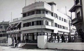 El hotel Playa