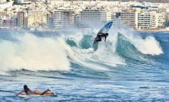 El espectáculo de las olas toma el control en la Cicer con el Mundial de Paddle Surf