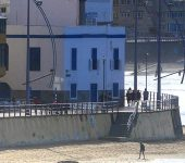"""Un museo de la playa de Las Canteras en la """"casa de Padorno"""""""