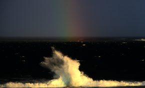 La belleza del temporal