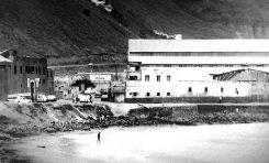 Las desaparecidas fábricas de pescado de Guanarteme