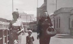 Paseando por la avenida de Las Canteras en los años 60