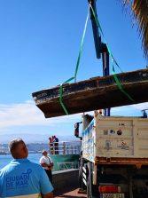 Se retiran las barcas viejas de La Puntilla