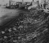 La loma de la playa de Guanarteme