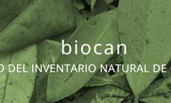Se presenta BIOCAN, una nueva plataforma con la información sobre la biodiversidad en Canarias