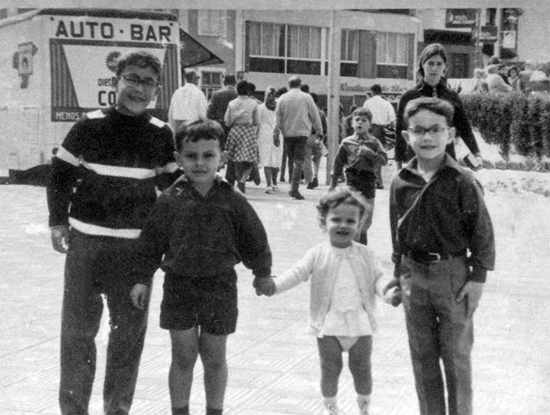 Los hermanos Benítez Cabrera