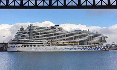 Las Palmas de Gran Canaria espera a seis cruceros durante este fin de semana