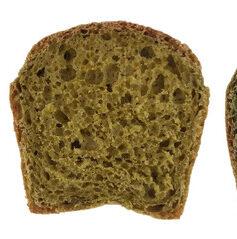 Pan y galletas con microalgas marinas