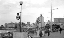 Ambiente turístico en la década de los años 60