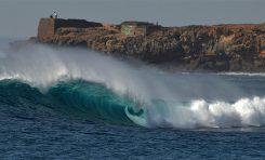 Las olas de El Confital