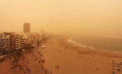 Rastreamos el polvo que llega a Canarias: ¿a dónde ha ido?