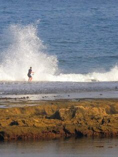 Ejemplo de imprudencia con el mar