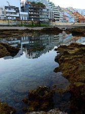 La belleza de una marea vacía