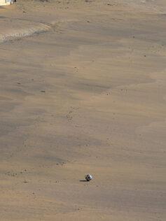 No se podrá pisar la playa hasta junio