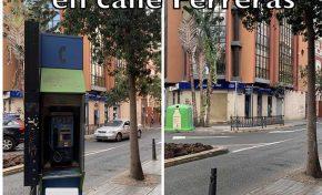 Se eliminan las cabinas telefónicas inservibles