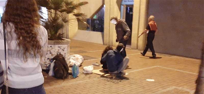 """Los """"sin techo"""", un grave problema social y de salud pública"""