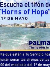 Este viernes los buques del Puerto de la Luz harán sonar sus sirenas en reconocimiento a la importante labor que la gente de mar hace por el mundo durante la pandemia del COVID-19