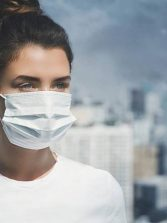 Así afecta la contaminación a la pandemia de COVID-19