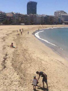 El BOE actualizó este sábado el artículo referido al uso de las playas