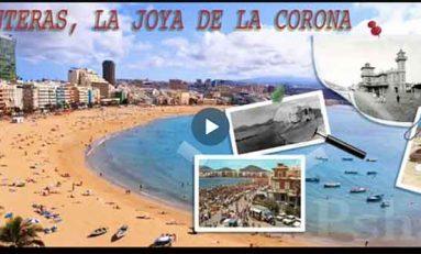 Homenaje a la playa de Las Canteras por José María Miranda Torres