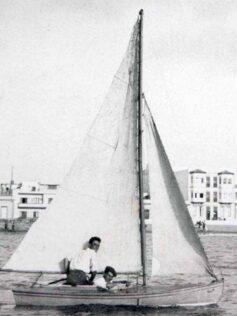 Balandro en la década de los años cincuenta