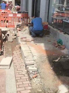 El Ayuntamiento da licencia de construcción a uno de los mayores despropósitos urbanísticos jamás realizados en el paseo de Las Canteras