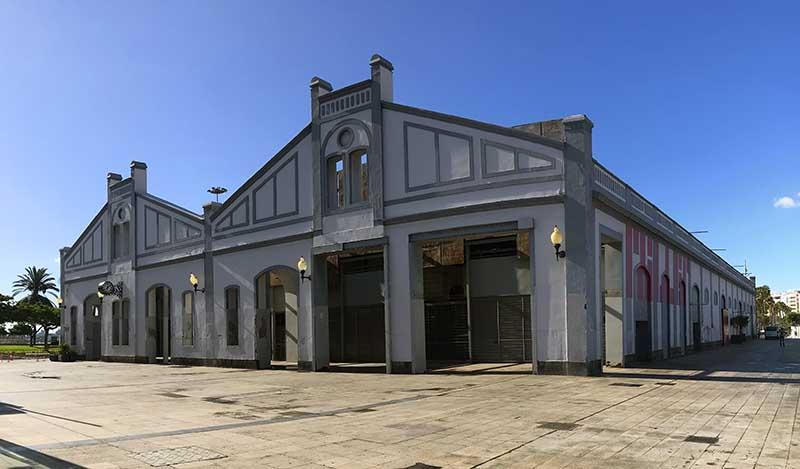 El Edificio Miller se convertirá este verano en el centro cultural de referencia de Puerto – Canteras