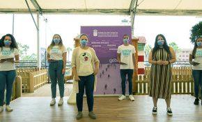 El Gobierno de Canarias recuerda a la población juvenil la importancia de 'taparse la boca' frente al Covid-19