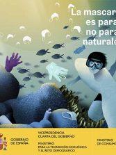 """""""La mascarilla es para ti, no para la naturaleza"""", una campaña institucional para evitar el abandono de residuos higiénico-sanitarios en entornos naturales"""