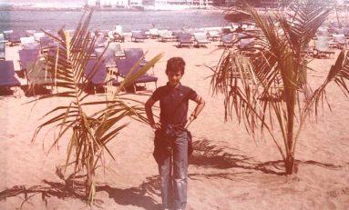 1981: se plantan los cocoteros de Las Canteras