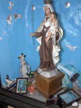 Se retira la Virgen del Carmen de La Puntilla tras sufrir esta madrugada un ataque vandálico