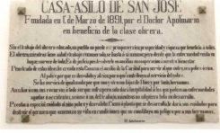 El legado del doctor Apolinario