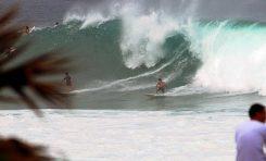 Ciudad de Mar trabaja para que la Bahía de El Confital sea Reserva Mundial de Surf (World Surfing Reserve)