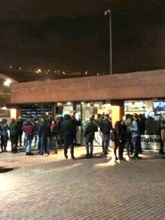 La sala de conciertos Nasdaq anuncia su cierre definitivo
