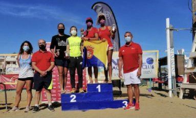 Gran Canaria arrasa en el campeonato de España de Tenis-playa